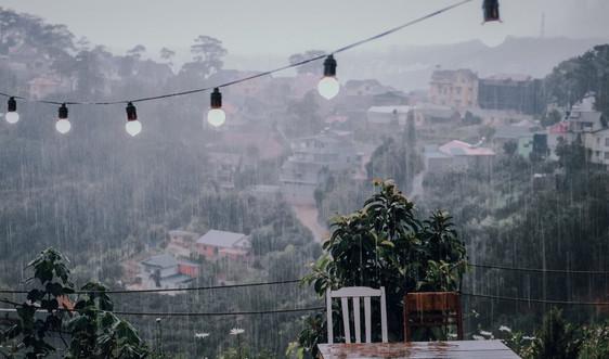Thời tiết ngày 26/7, Tây Nguyên và Nam Bộ có mưa rào và dông