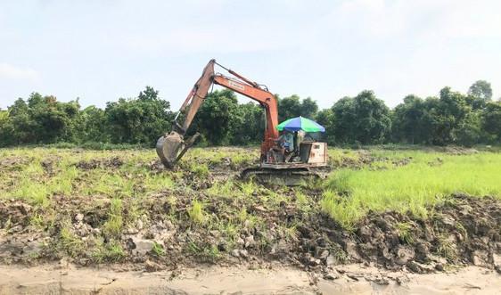 Chuyển mục đích sử dụng đất tại tỉnh Trà Vinh