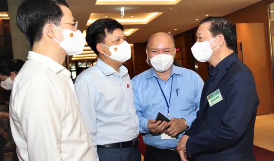 Đạibiểu đề nghị cần quan tâm các vấn đề nóng về tài nguyên và môi trường