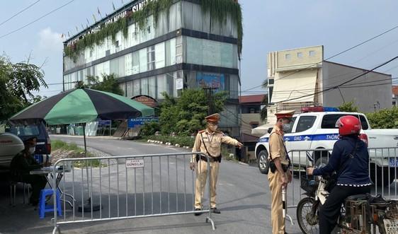 Hà Nội xử phạt hơn 1,5 tỷ đồng  3 ngày đầu giãn cách xã hội