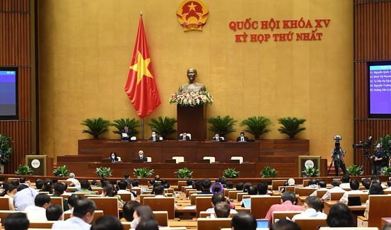 Quốc hội chốt chỉ tiêu kinh tế tăng trưởng 6,5 - 7%