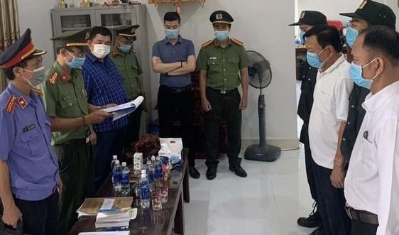Khởi tố, bắt tạm giam giám đốc và phó giám đốc Cảng hàng không quốc tế Phú Bài