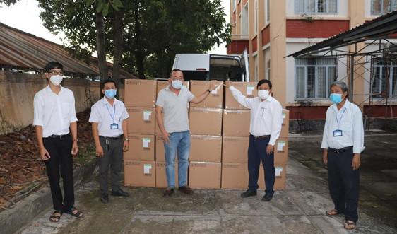 Tiếp tục chi viện cho Miền Nam, Sun Group ủng hộ Tây Ninh hơn 10 tỷ đồng trang thiết bị y tế chống dịch Covid-19