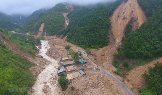 Hoàn thiện Đề án cảnh báo sớm trượt lở đất đá, lũ quét khu vực miền núi
