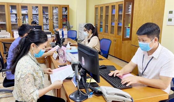 Đăng ký đất đai trong điều kiện dịch Covid-19 ở Vĩnh Phúc: Đảm bảo thông suốt các thủ tục hành chính
