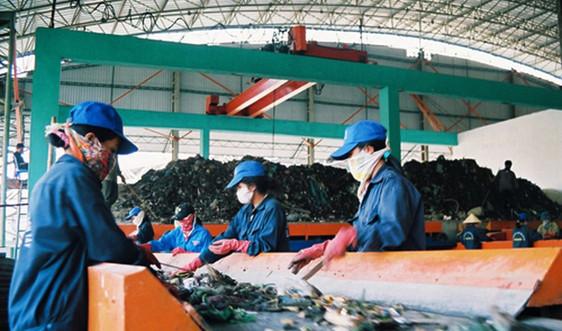 Giải pháp đột phá trong xử lý chất thải rắn sinh hoạt