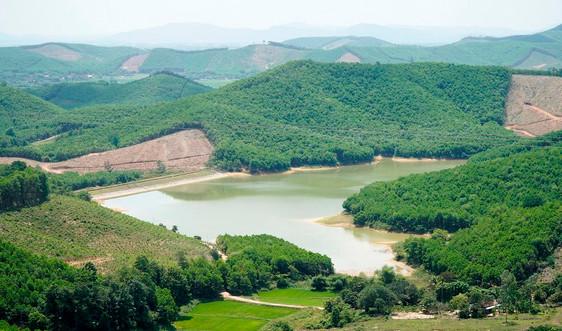 Thanh Hóa: Sử dụng hiệu quả nguồn nước trong sản xuất nông nghiệp