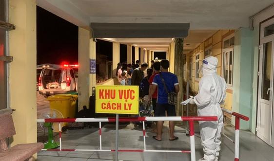 Quảng Bình: Phát hiện 14 ca dương tính với SARS-CoV-2 sau khi nhập cảnh
