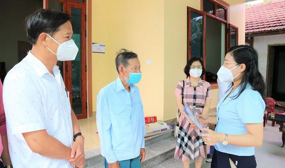 """Thép Miền Nam - Vnsteel:  Hoàn thành 5 ngôi nhà """"Đại đoàn kết"""" cho hộ nghèo ở huyện Thạch Hà"""
