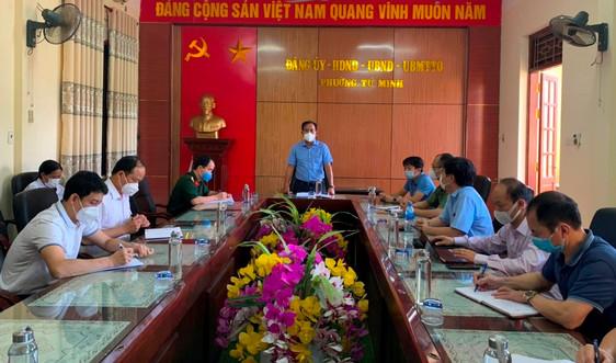 Kim Thành – Hải Dương: Xuất hiện ca dương tính Sars –CoV2