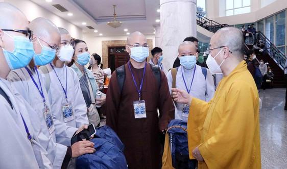 Các tổ chức tôn giáo cần tiếp tục thực hiện biện pháp cấp bách phòng, chống dịch Covid-19 trong tình hình mới