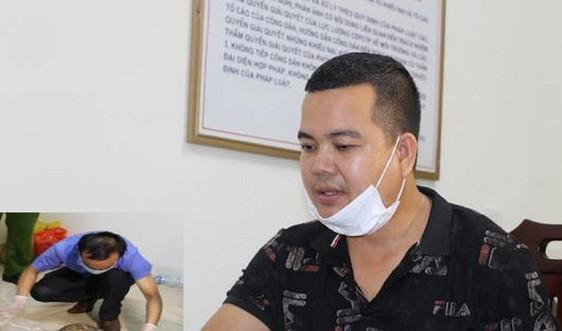 Nghệ An: Bắt vụ tàng trữ 4 cá thể tê tê