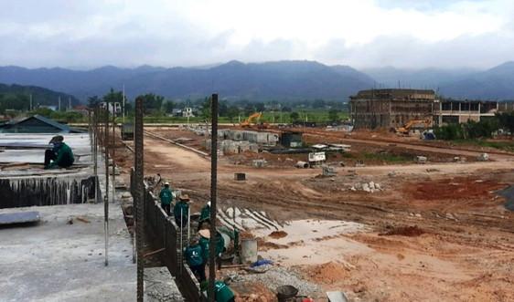 Điện Biên: Dự án Cảng hàng không đua nước rút công tác GPMB