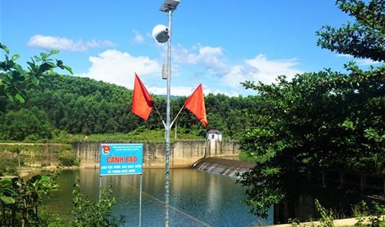 Hiệu quả từ những chiếc loa phát thanh tự động cảnh báo đuối nước  ởHà Tĩnh