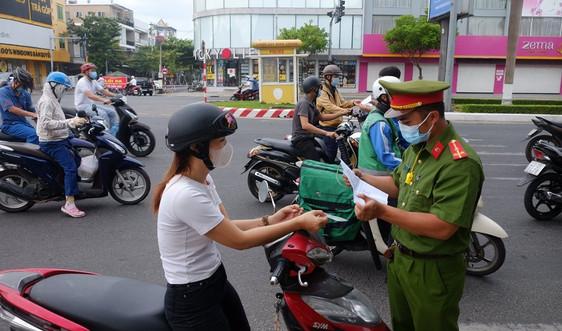 Xử lý nghiêm việc cấp và sử dụng giấy đi đường không đúng quy định