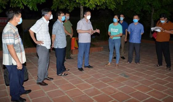 Tỉnh ủy Thanh Hóa yêu cầu xử lý nghiêm vụ tài xế dương tính với SARS-COV-2