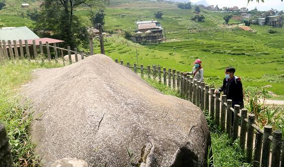 Sa Pa (Lào Cai): Người Mông ý thức bảo vệ tài nguyên khoáng sản đá đặc biệt