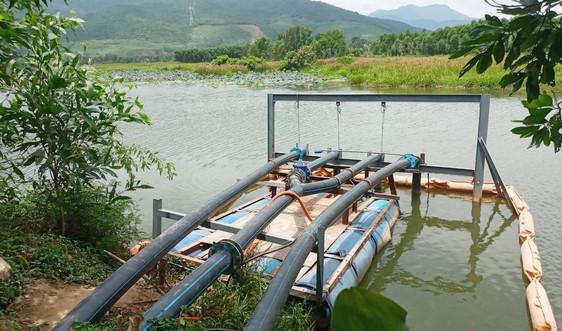 Vụ nước sinh hoạt bẩn ở KKT Chân Mây - Lăng Cô:  Đối thoại với dân, sớm tìm nguồn thay thế