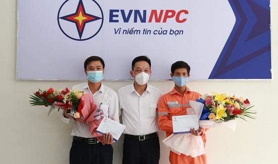Tổng giám đốc EVN gửi thư khen tổ công tác Điện lực Sa Pa kịp thời cứu 2 cháu bé thoát khỏi hoả hoạn
