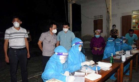 Nghệ An: Thêm 5 ca lây nhiễm liên quan ổ dịch chợ đầu mối Vinh