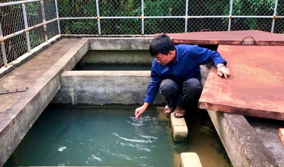 Ninh Bình: Hơn 90% đồng bào dân tộc thiểu số sử dụng nước hợp vệ sinh