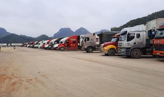 Lạng Sơn: Không tăng giá dịch vụ xe, ra vào bến, địa điểm tập kết hàng hóa
