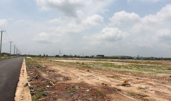 Chuyển mục đích sử dụng đất tại tỉnh Hà Tĩnh