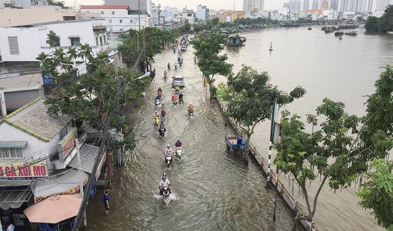 TP.HCM: Hơn 101 ngàn tỷ đồng cho các dự án chống ngập nước