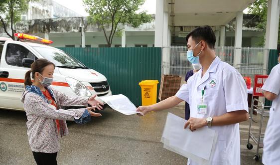 Lào Cai: Đã có 6 công dân đầu tiên được công bố chữa khỏi Covid-19