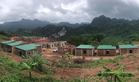 Quảng Bình: Chú trọng thực hiện tiêu chí môi trường tại Khu tái định cư vùng đồng bào DTTS và miền núi