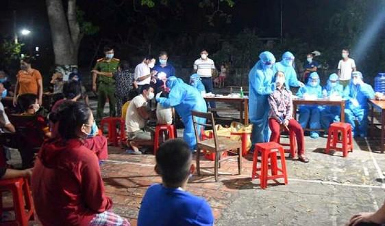 Nghệ An: Cách ly xã hội theo Chỉ thị 16 thị xã Cửa Lò và huyện Nghi Lộc