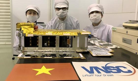 Vệ tinh NanoDragon của Việt Nam sẽ được phóng lên quỹ đạo vào 1/10/2021