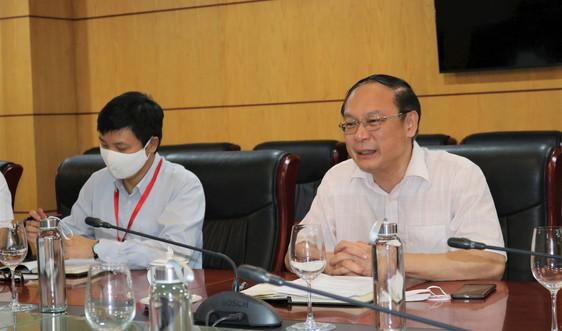 Thúc đẩy hợp tác giữa Việt Nam và Campuchia về tài nguyên, môi trường