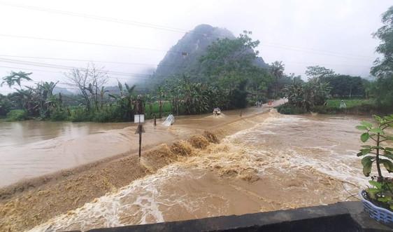 Yên Bái: Các huyện vùng cao cần đề phòng lũ quét, sạt lở đất