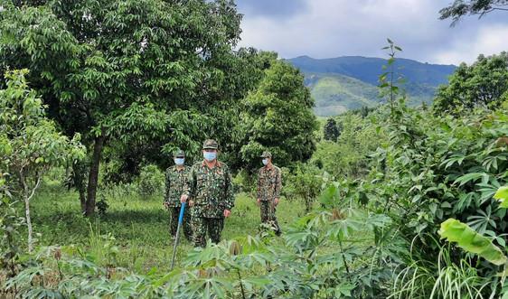 Quảng Trị: Hàng chục người tìm kiếm 2 thiếu niên mất tích khu vực rừng núi