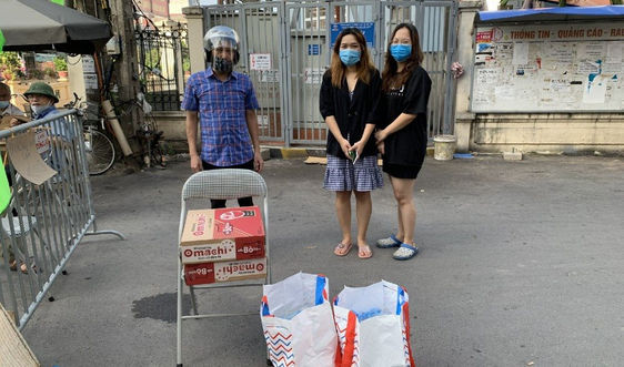 Trường Đại học TN&MT Hà Nội hỗ trợ sinh viên gặp khó khăn do dịch COVID-19