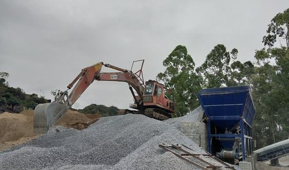 Sơn La: Đưa ra khỏi quy hoạch 13 điểm mỏ khoáng sản cát, đá xây dựng