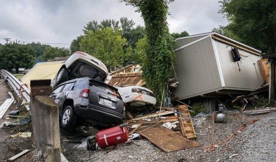 Lũ lụt nghiêm trọng ở Mỹ, ít nhất 22 người thiệt mạng