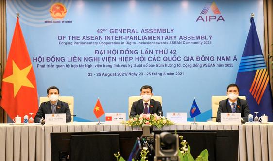 AIPA-42: Kêu gọi các nước hoàn thiện khungpháp lý bảo vệ dữ liệu trong không gian mạng