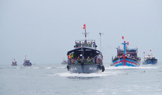 Bảo vệ vùng biển Thừa Thiên Huế - Bài 1: Ngư dân vươn khơi, giữ gìn chủ quyền