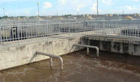 TP.HCM: Tăng tốc đầu tư nhà máy xử lý nước thải đô thị