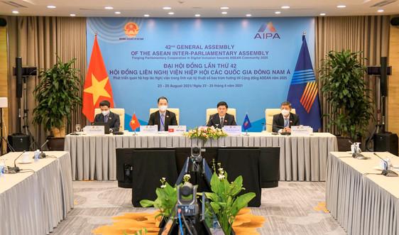 AIPA-42:Việt Nam đã chủ động, tích cực tham gia các thỏa thuận quốc tế về ứng phó biến đổi khí hậu