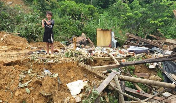 Nhanh chóng khắc phục hậu quả thiên tai tại Tuyên Quang
