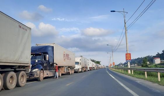 Lạng Sơn: Sẽ xử lý lái xe chở hàng xuất nhập khẩu không đi thẳng lên cửa khẩu
