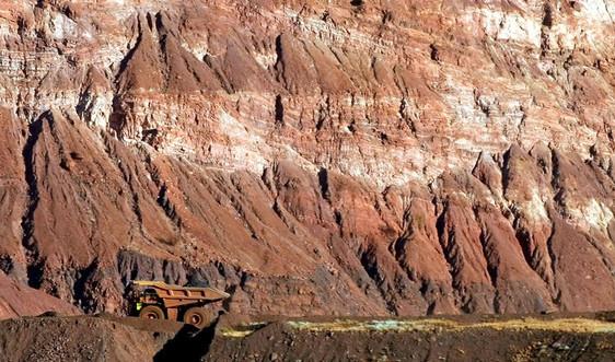 Australia: Bụi tại các mỏ quặng sắt của BHP gây nguy hiểm cho sức khỏe