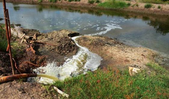 """Hoàn thiện quy định pháp luật để phát triển bền vững tài nguyên nước: Không để """"nhờn"""" luật"""