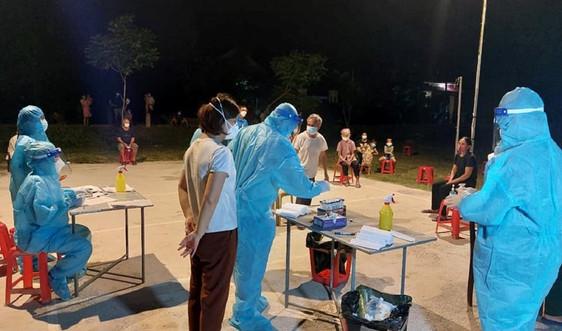 Nghệ An: Không có ca nhiễm Covid-19 cộng đồng trong 24h qua