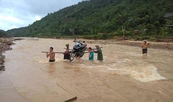 Nghệ An: Ban hành kế hoạch thực hiện Chiến lược Quốc gia phòng, chống thiên tai