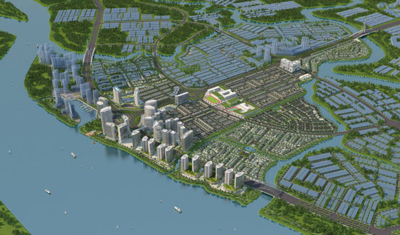 Tập đoàn Nam Long cùng Tập đoàn Nhật Bản phát triển dự án Izumi City