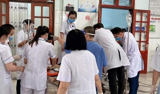 Hà Tĩnh: Ngạt khí, ba công nhân tử vong khi đang thi công đường ống ở Vũng Áng